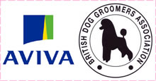fully insured members of the british dog groomers association